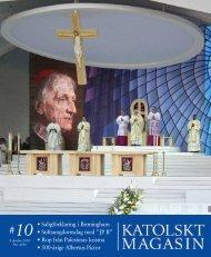 Km 10 2010 - Katolskt Magasin