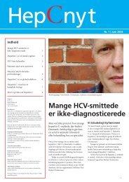 HepCnyt nr. 1 Juni 2006 - Roche Danmark