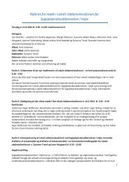 Referat 06-12-12 - University College Lillebælt