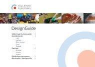 DesignGuide - Hillerød Forsyning