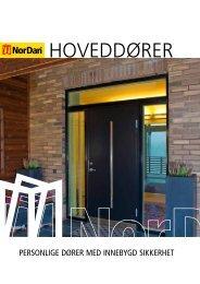 HOVEDDØRER - NorDan