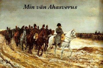 Min vän Ahasverus - fritenkaren.se