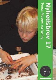 Nummer 17 - Museumsformidlere i Danmark