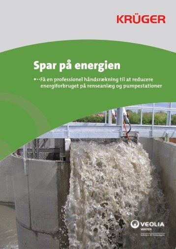 Spar på energien - Krüger A/S