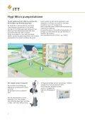 Flygt Micro pumpestationer til privatbrug - Nyrup Plast - Page 2