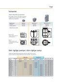 Flygt Micro pumpestationer til privatbrug - Nyrup Plast - Page 3