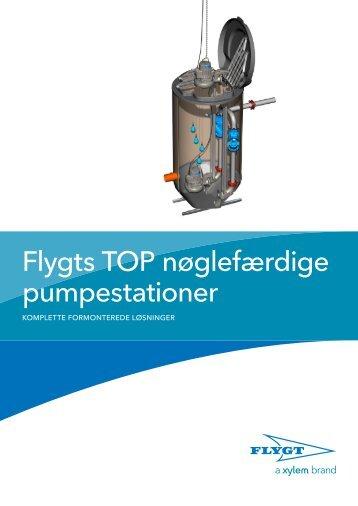 Flygts TOP nøglefærdige pumpestationer - Water Solutions