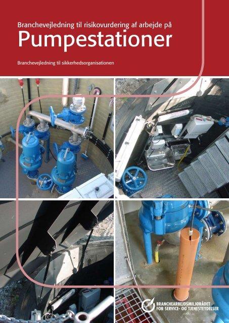 Pumpestationer - BAR - service og tjenesteydelser.