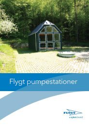 Flygt pumpestationer - Water Solutions