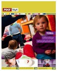 Hent hele AKF Nyt nr. 2, 2010 i pdf-format - Amternes og ...