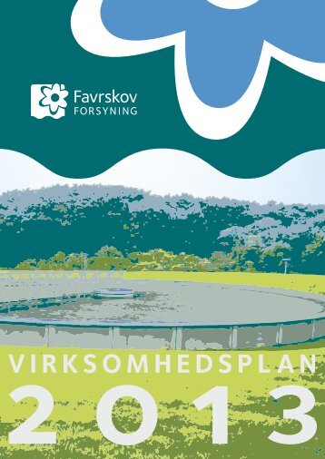 Virkomhedsplan 2013 - Favrskov Forsyning