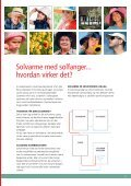 Solvarme – sund fornuft - Metro Therm A/S - Page 5