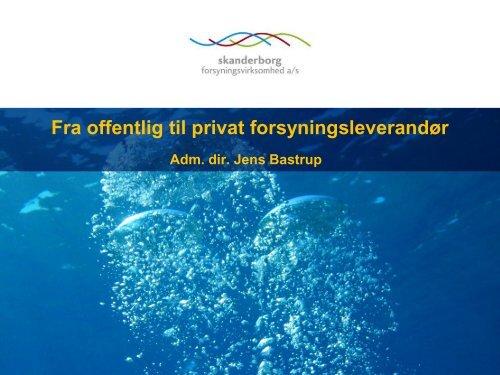 Fra offentlig til privat forsyningsleverandør.pdf - DI