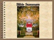 Bible Survey - John Meister