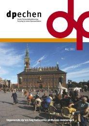 Maj 2001 - Velkommen til FIK - Foreningen for Intern Kommunikation