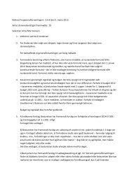 Referat fra generalforsamlingen i S.A.K den 5. marts 2013. Antal ...