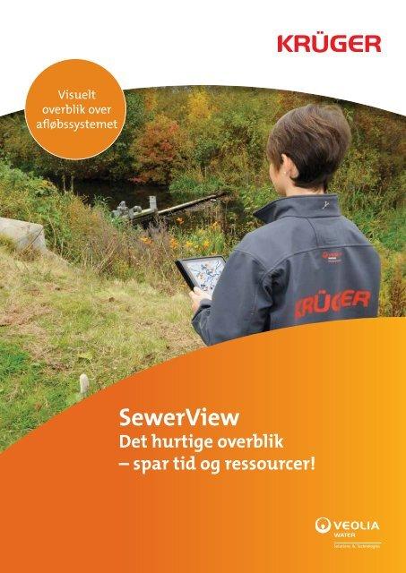 SewerView - Krüger A/S