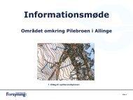 Powerpoint præsentation til borgermøde. Pilebroen ... - LAR i Danmark