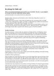 Krydstogt for fulde sejl - Øjvind Kyrø