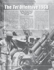 The Tet Offensive 1968 - Comcast.net