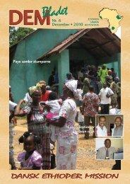 Nr. 6 - Dansk Ethioper Mission