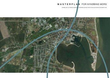 masterplan for nykøbing mors - Morsø Kommune - Kommuneplan ...