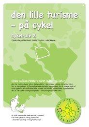 Cykelrute 2 - Den lille turisme