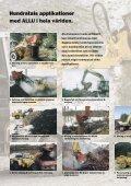 Alluskopa SM 3-23 - Schaktgruppen - Page 4