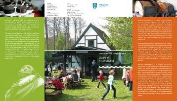 Guide til Krudtværket (2010) - Industrimuseet Frederiks Værk