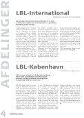 2 Beretning 2004/05 - Landsforeningen for bøsser og lesbiske - Page 4
