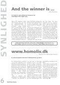 2 Beretning 2004/05 - Landsforeningen for bøsser og lesbiske - Page 6