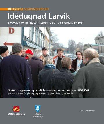 Larvik-rapport - botsfor