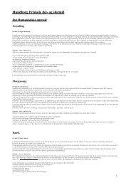 Download (PDF, 85KB) - Hundborg Friskole