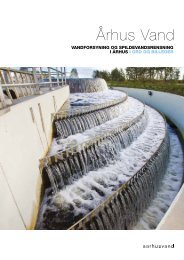 Brochure om Aarhus Vand