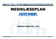 MEDIELÆSEPLAN - Skolekonsulenterne.dk