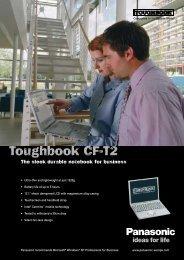 Toughbook CF-T2 - John Meister