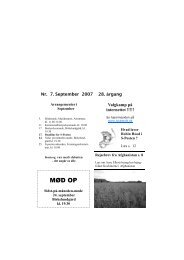 S Posten september 2007 - Socialdemokraterne Albertslund