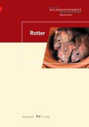 Rotter - Naturstyrelsen