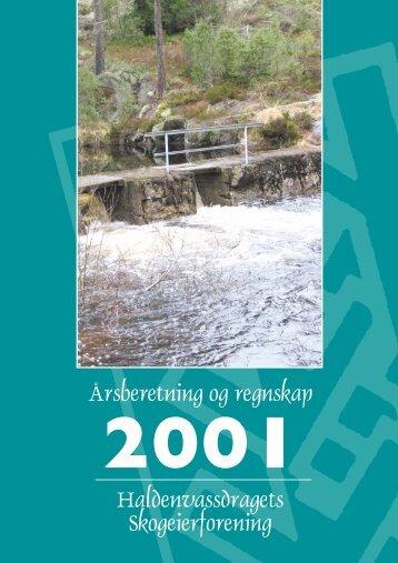 2001 - Havass Skog BA