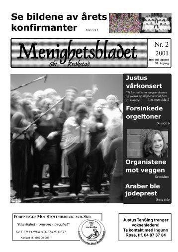 Menighetsbladet Nr. 2 - Mediamannen