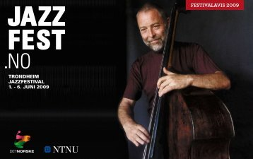6. juni 2009 - Jazzfest