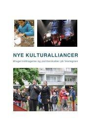 NYE KULTURALLIANCER - Center for Kunst & Interkultur