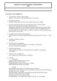 Referat Generalforsamling 2013 - Hashøj Rideklub