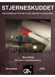 2008-11 skærm .ppp - Østjyske Amatør Astronomer