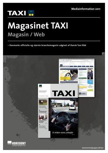 Link til udbybende sitepræsentation - Fagbladsguiden