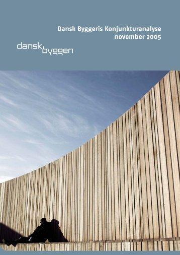 november 2005 - Dansk Byggeri