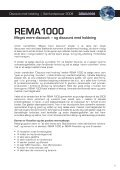 Discount med holdning - Rema 1000 - Page 2