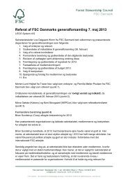 Referat af generalforsamling 2013 PDF, Size: 299,70 KB Added - FSC