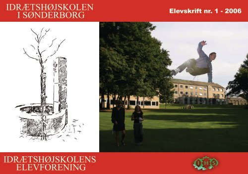 IDRÆTSHØJSKOLEN I SØNDERBORG ... - IHSelev.dk