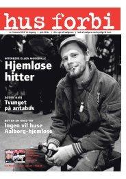 Tvunget på antabus Ingen vil huse Aalborg-hjemløse - Hus Forbi